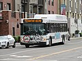 AC Transit route 72 bus on 20th Street, March 2018.JPG