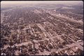AERIAL VIEW OF THE TOWN OF NEW ULM, MINNESOTA, FOUNDED BY A LAND SOCIETY, COMPOSED OF GERMAN IMMIGRANTS. THE SITE, ON... - NARA - 558112.tif