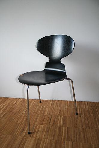 Danish design - Arne Jacobsen's Ant Chair, 1951