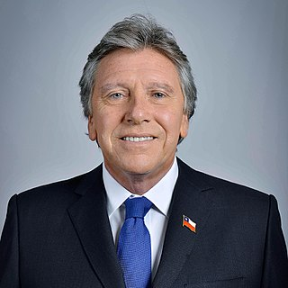 Chilean government ministry responsible for military and national defense affairs