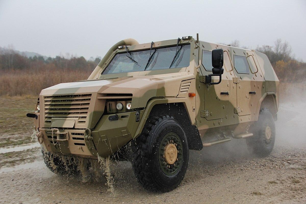 Armoured Multi-Purpose Vehicle (AMPV)