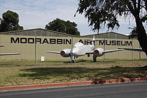 Australian National Aviation Museum - RAAF Gloster Meteor