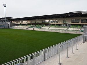 Allerpark - AOK Stadion (2015)