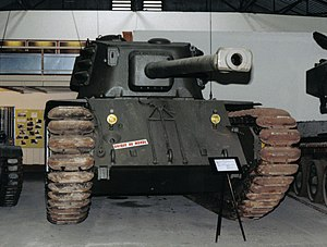 ARL 44 - The ARL 44 in Saumur: one of the three surviving vehicles