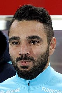 Volkan Şen Turkish footballer