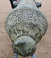A Cannon to the North of the Royal Military Academy, Woolwich (IV).jpg