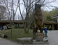 A Grizzly Statue at the Toronto Zoo (4724933198).jpg