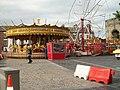 A Merry-go-round on Y Maes, Caernarfon - geograph.org.uk - 1998138.jpg