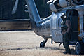 A U.S. Navy crew member with the Helicopter Sea Combat Squadron 22 (HSC-22) prepares to pick up Canadian soldiers with the 37th Canadian Brigade Group at Fort Pickett, Va., March 4, 2013, during Exercise 130304-A-KH856-103.jpg