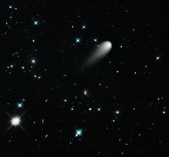 Sungrazing comet - Comet ISON