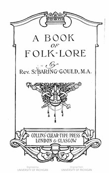 A book of folk-lore (1913).djvu