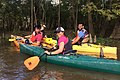 A group of friends kayaking a Big Thicket waterway (69eee3a4-5796-483d-a36c-9bbd1f6bb694).JPG