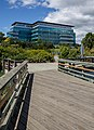 A pier with 655 Tyee Rd in the back, Victoria, British Columbia, Canada 07.jpg