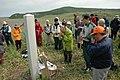A tour to visit graves in Rubetsu, Etorofu.jpg