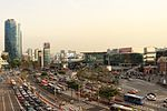 A view of Seoul Station from Seoullo 7017.jpg