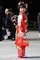 A young girl in a Shichigosan festival, Tokyo; 2008.jpg
