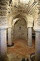 Abbazia di farneta, interno, cripta del ix o x secolo, 07.jpg