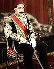 Abdul Hamid II in Balmoral Castle in 1867-colored.jpg