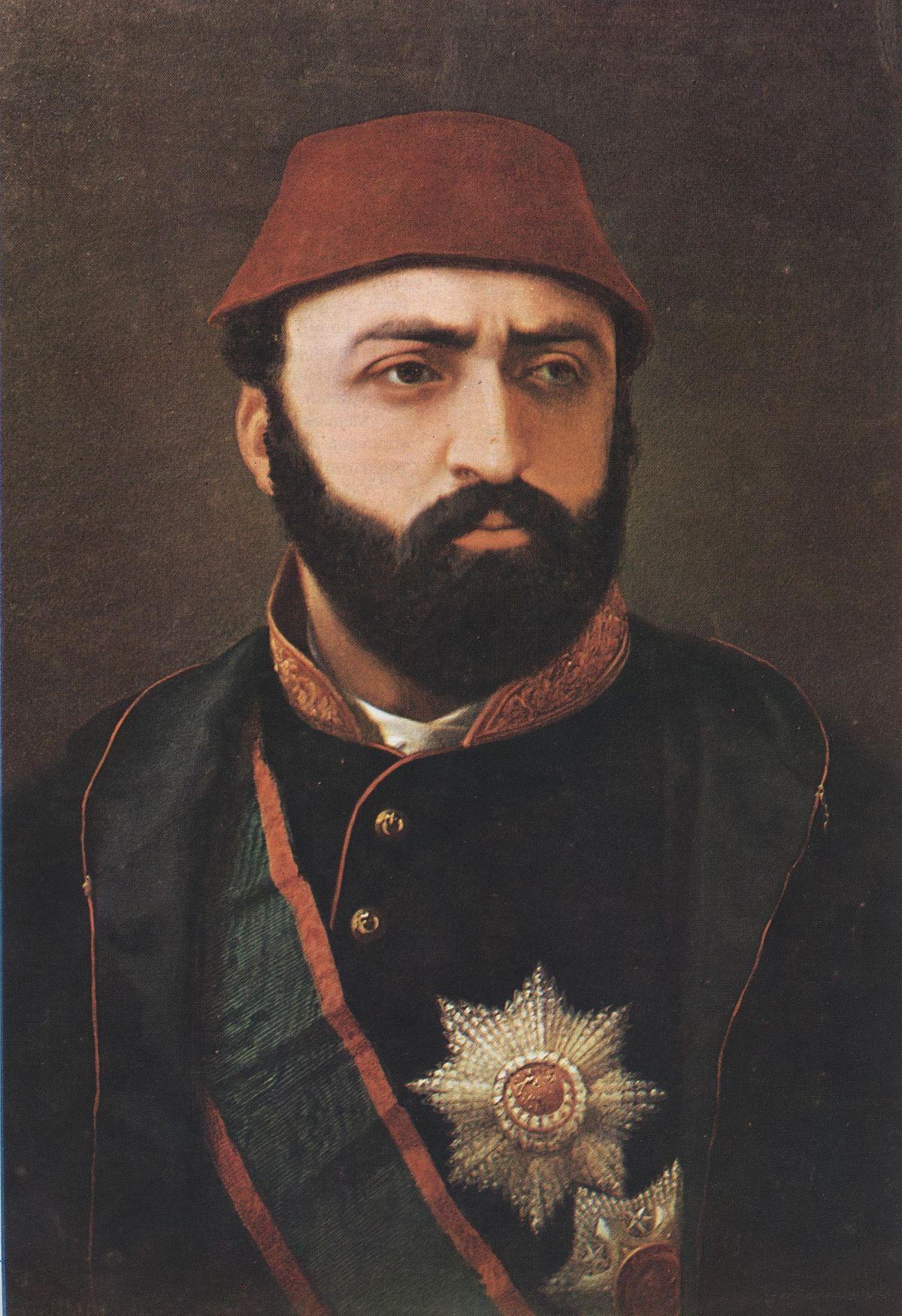 Sułtan Abdülaziz