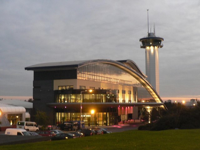 Aberdeen, Exhibition and Conference Centre - geograph.org.uk - 596975