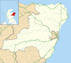 Turriff is located in Aberdeen