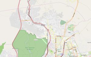 Abobo: Abobo (Ivory Coast, OpenStreetMap)