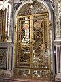 Abtei Seckau - Habsburger Mausoleum - Vergoldetes Schmiedeeisengitter.jpg