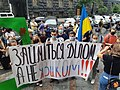 Action for Ukrainian language. Kyiv, Ukrane 17.06.2020.jpg