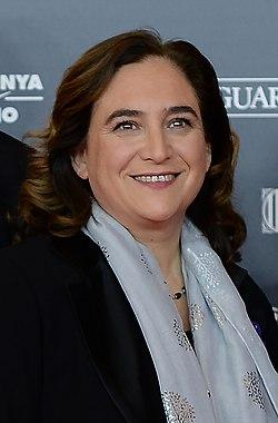 Ada Colau, XII Premis Gaudí (2020).jpg