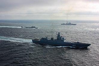 Northern Fleet - Ships of the Northern Fleet