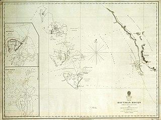 Admiralty chart