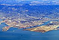Aerial view of Oakland and Alameda, September 2019.JPG