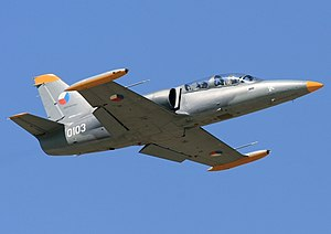 Aero L-39 Albatros - A Czech Air Force L-39C