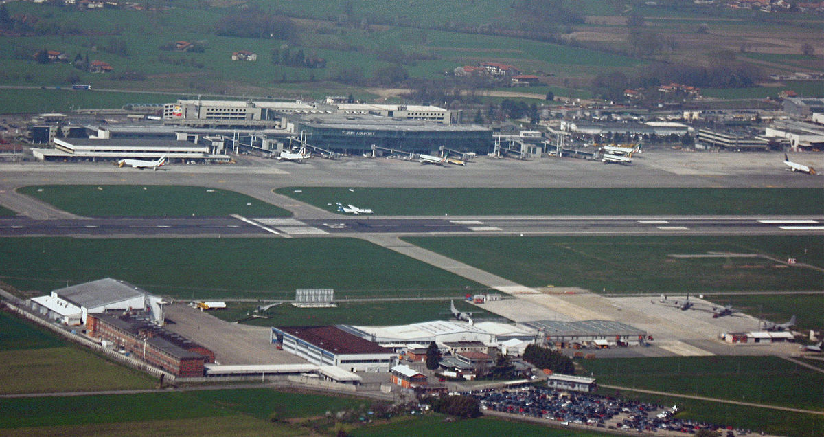 Turin airport wikipedia for Il porto torino