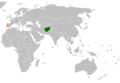 Afghanistan Portugal Locator.png