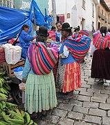 Chola boliviana - Wikipedia, la enciclopedia libre