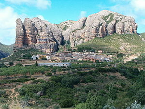 Agüero, Huesca - Image: Agüero, Uesca, Aragón