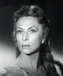 Agnes Moorehead a The Bat (1959)