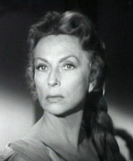 Agnes Moorehead in The Bat