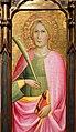 Agnolo gaddi, quattro santi, 1380-90 ca. 05 caterina d'alessandria.jpg