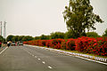 Agra Jaipur National Highway in Rajasthan India March 2015 b.jpg