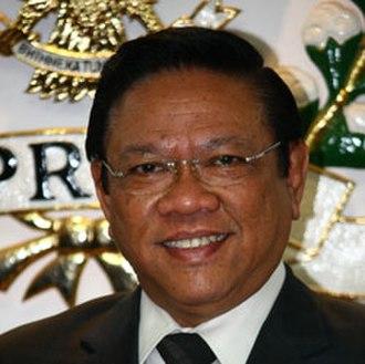 Second United Indonesia Cabinet - Image: Agung laksono