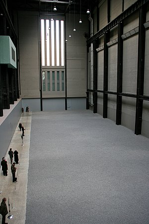 Ai Weiwei's Sunflower Seeds in the Tate Modern