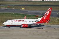 D-ABLA - B737 - Aztec Airways