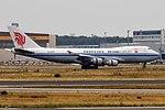 Air China Cargo, B-2475, Boeing 747-4FTF (43476201055).jpg