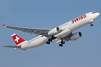 Airbus A330-343E, Swiss International Air Lines JP7555321.jpg