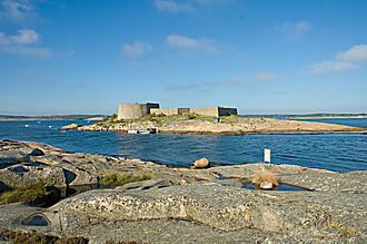 Akerøya - Akerøya Fort on  Festningsholmen