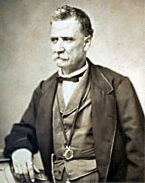 Greek legislative election, 1865 - Image: Alèxandros Koumoundoùros