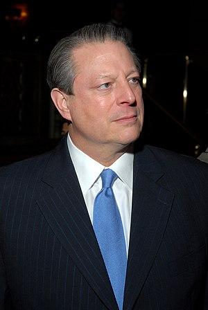 Environmentalist - Al Gore, 2007.