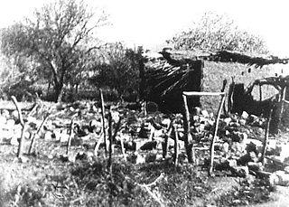 Village in Safad, Mandatory Palestine